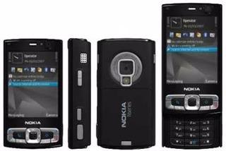 Celular Original Nokia N95 8g, Wi-fi, 3g, Gps, Câmera 5mp