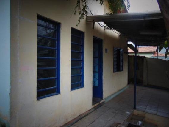 Casa Residencial À Venda, Vila José Paulino Nogueira, Paulínia. - Ca0345 - 33596297
