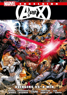 Marvel, Excelsior Avengers Vs X-men (integral). Ovni Press