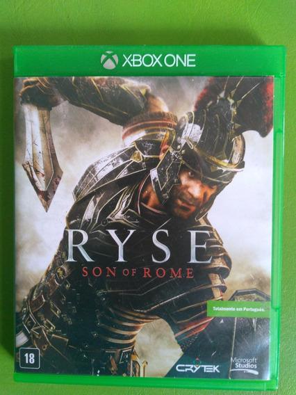 Jogo Ryse Son Of Rome Xbox One Mídia Física Original Pt-br