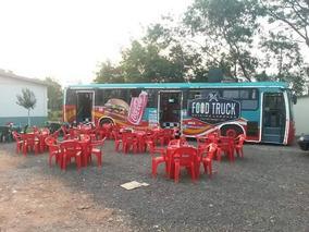 Food Truck Em Ônibus