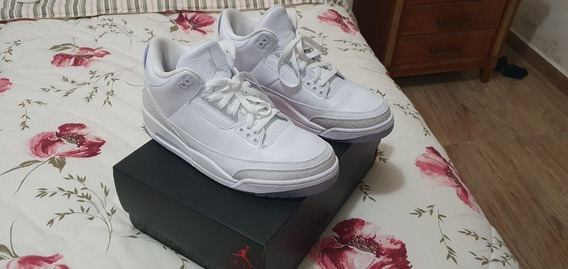 Nike Jordan 3 Pure White