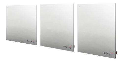 Imagen 1 de 10 de Calefactor Electrico Panel 500w Bajo Consumo Oferta X 3u