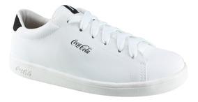 Tênis Masculino Coca-cola Town Cc1527 | Katy Calçados
