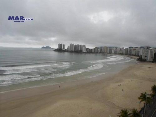 Imagem 1 de 26 de Apartamento Residencial À Venda, Centro, Guarujá - . - Ap6668