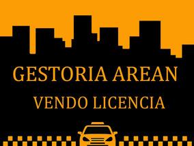 Vendo Licencia De Taxi 2010 - Lista Para Transferir