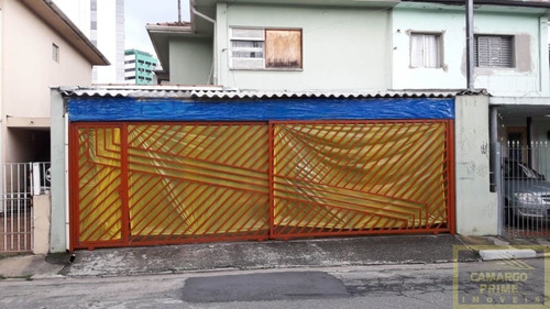 Excelente Sobrado Comercial Próximo Do Metrô Pinheiros! - Eb87021