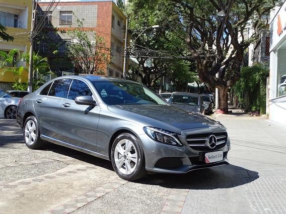 Mercedes-benz C250 Cgi 2.0 Avantgarde Aut. 2018/2018