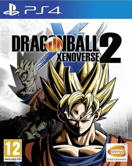 Dragon Ball Xenoverse 2 Ps4 Digital 1 Original Psn