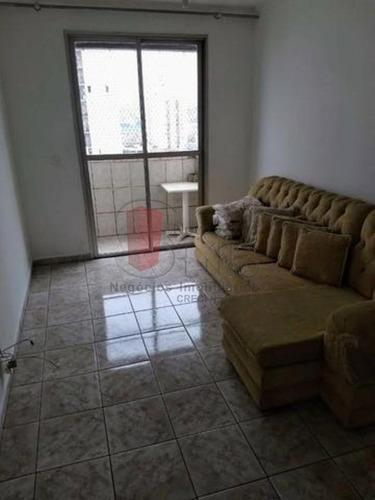 Apartamento - Vila Antonieta - Ref: 8848 - V-8848
