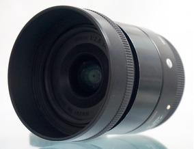 Lente Sigma 19mm F/2.8 Dn Art Para Sony E-mount