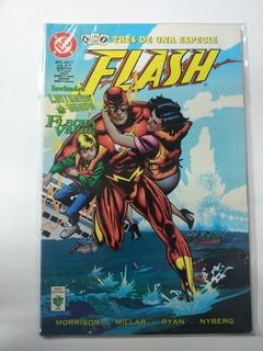 Comic Flash Tres De Una Especie
