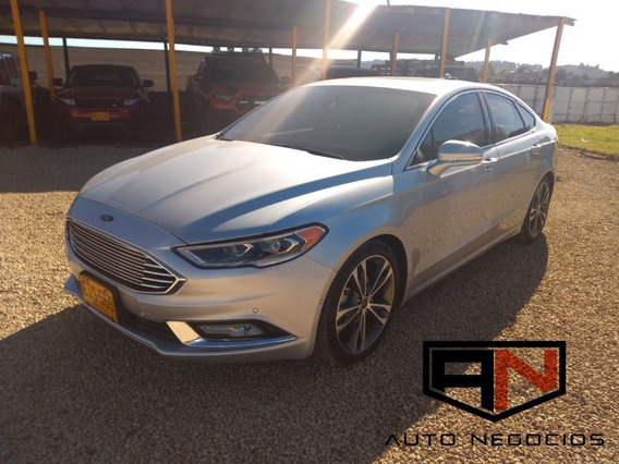 Ford Fusion Plus 2018
