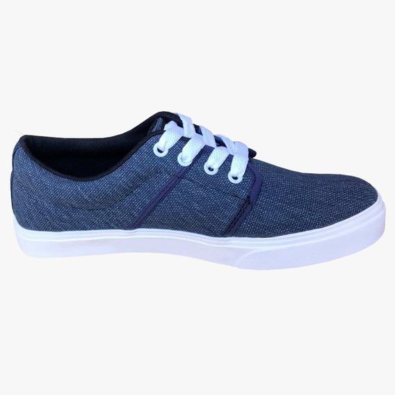 Zapatillas Blue Canvas