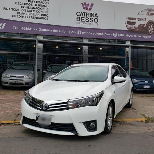Toyota Corolla Xei Pack 2014 Con Gnc