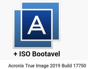 Acronis True Image 2019 Build 17750 + Iso Bootcd