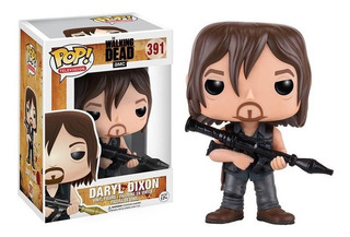 Pop! Tv: The Walking Dead - Daryl Dixon (rocket Launcher)