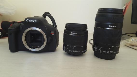 Câmera Digital Canon 3ti