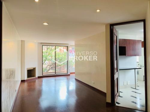 Imagen 1 de 13 de Chicó, Apartamento 112m² En Arriendo. Bogotá Ub18382
