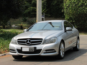 Mercedes-benz C 180 1.8 Cgi Coupé Turbo 2012