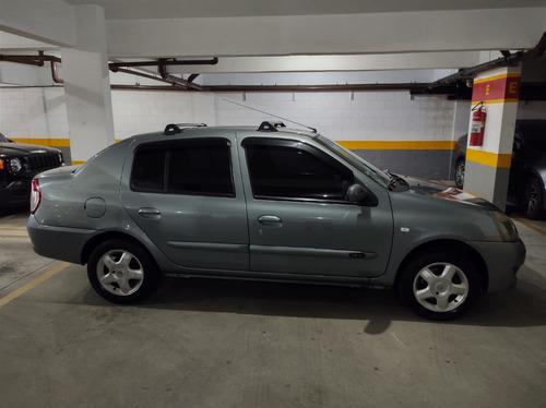 Renault Clio Sedan Privilége 1.6 16v (flex) - Único Dono