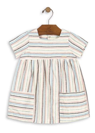 Vestido Infantil Up Baby