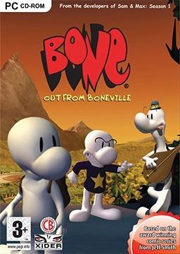 Bone Episode 1 & 2 Steam Key