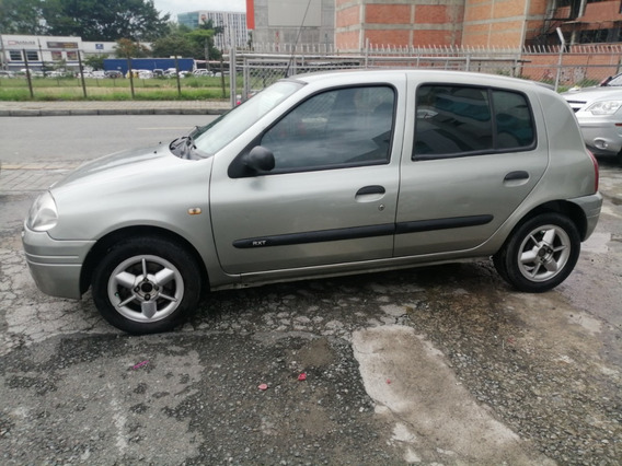 Renault Clio Clio Dinámic Mod 2003 Pasa Seríautos Dónde Lo D