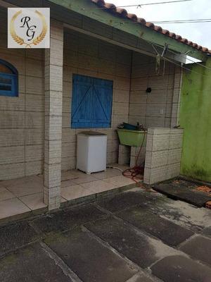 Casa Residencial À Venda, Centro, Balneário Pinhal. - Ca0131