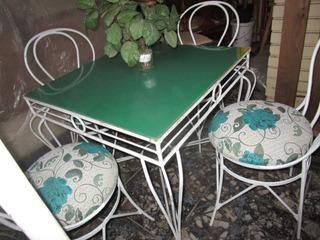 Muebles Terraza Antiguos En Mercado Libre Chile