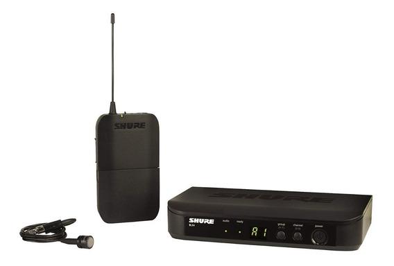 Micrófono Blx14/pg85-k12 Sistema De Balita With Pg185 Shure