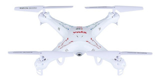 Drone Syma X5C con cámara HD white