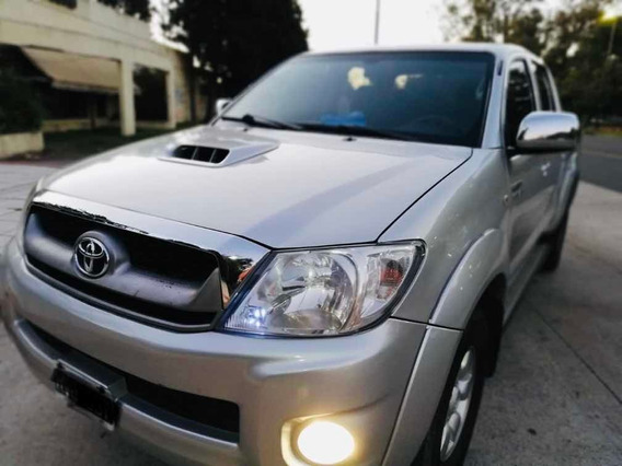 Toyota Hilux 3.0 Srv Cab Doble 4x2 2009 Titular Radicad Caba