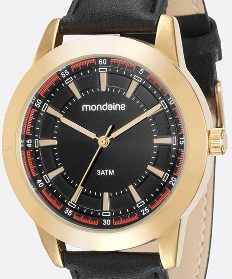 Relógio Mondaine 53516gpmvdh1 Dourado