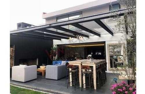 Casa En Renta En Bosque Real Country Club Privada Del Suspiro