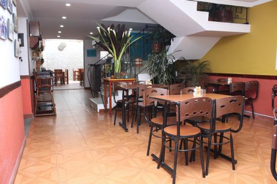 Rentable Restaurante Junto A Corferías