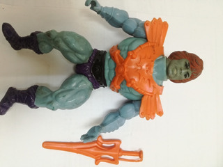 Motu Top Toys, Faker 1, Mattel, Completo.