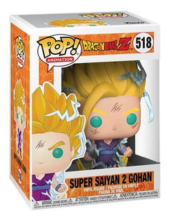 Funko Pop Dragon Ball Z 518 Super Saiyan 2 Gohan Magic4ever