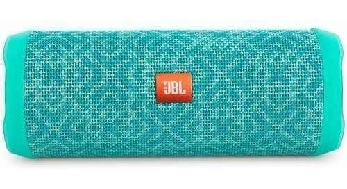 Caixa De Som Bluetooth Jbl Flip 4 Mosaic - Original Com Nf-e