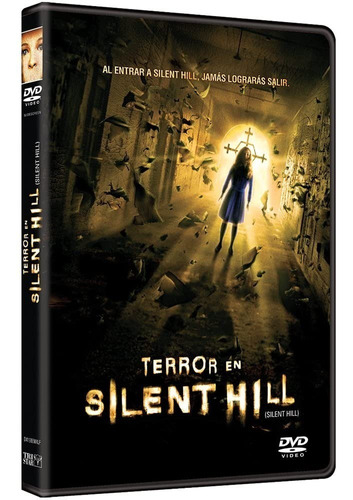 Terror En Silent Hill Dvd Película Nuevo