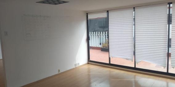 Oficina En Renta 40 M2 En Crédito Constructor