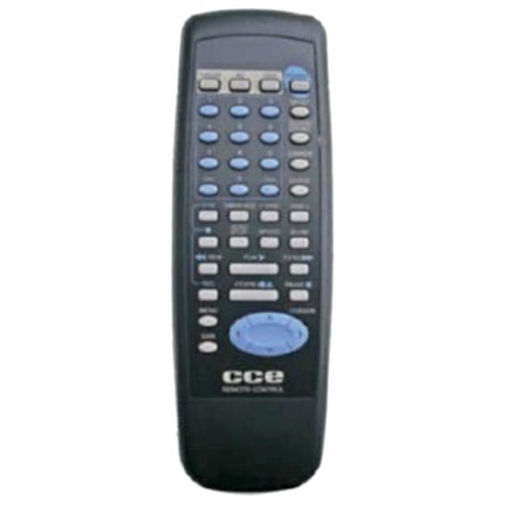 Controle Remoto P/ Video K7 Vcr90x Cce