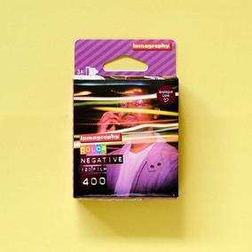 2 Filmes Lomography Color Negative Iso 400 - 120mm
