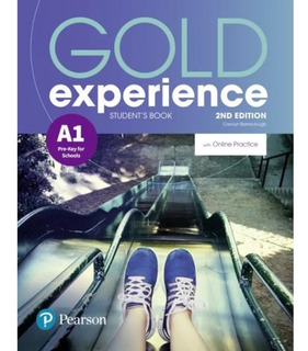 Gold Experience A1 - Student´s Book With Online 2nd Edition