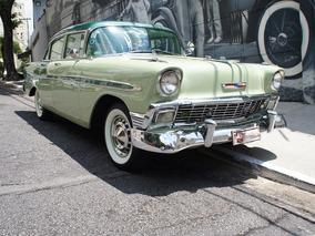 Chevrolet/gm Belair 1956 Sedan V8