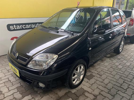 Renault Scénic 1.6 Expression 16v Gasolina 4p Automático