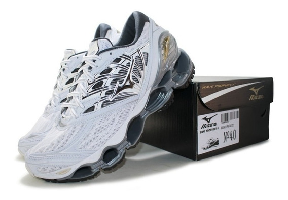 Tênis Mizuno Prophecy 8 Super Fashion E Barato D+