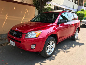 Toyota Rav4 Sport Leher V6 Cd Ra Bl Piel Qc At