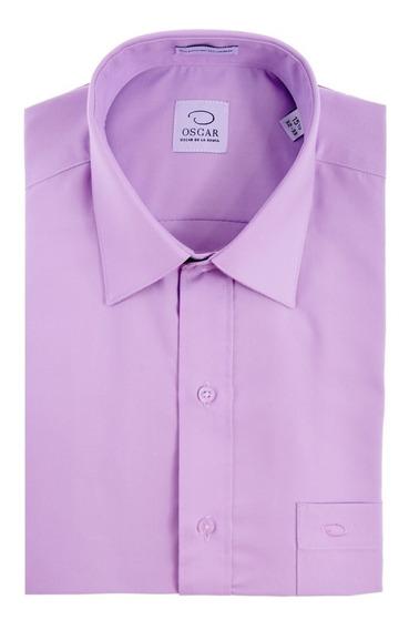 Camisas Vestir Oscar De La Renta Caballero Ml Varios Colores