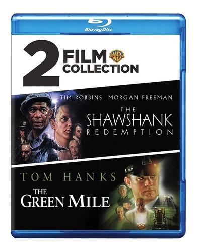 Imagen 1 de 3 de Blu-ray Sueños De Libertad + Milagros Inesperados / 2 Films